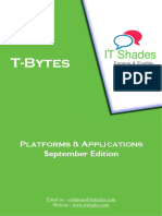 T-Byte Platforms and Applications