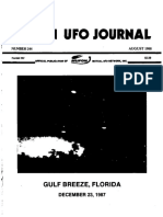 MUFON UFO Journal - August 1988
