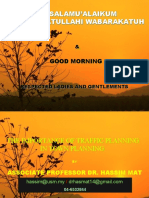 1.the Importance of Traffic Planning