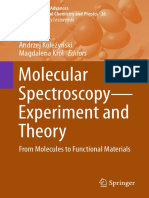 (Challenges and Advances in Computational Chemistry and Physics 26) Andrzej Koleżyński, Magdalena Król - Molecular Spectroscopy—Experiment and Theory_ From Molecules to Functional Materials-Springer I.pdf