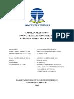 Laporan Praktikum Struktur Sistem Pencernaan