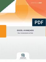 Apostila Excel Avançado 2019