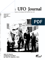 MUFON UFO Journal - March 1992