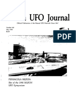 Mufon Ufo Journal - May 1990