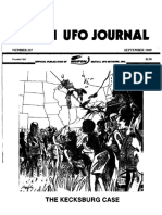MUFON UFO Journal - September 1989