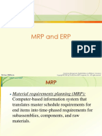 MRP & ERP