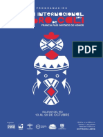 Feria Internacional del Libro de Cali, 2019, FILCali. Francia invitada. Oct. 10 al 20.