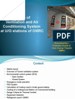 Design of Ventilation and Air Conditioning System at UG stations of DMRC (PPT at ICTRAM) 05.10.2018 final.pptx