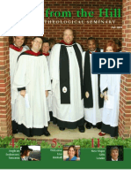 Virginia Theological Seminary Newsletter, Fall 2009