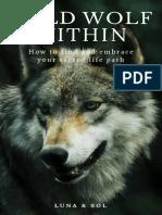 Wild wolf within