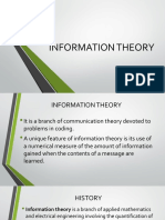04 Information Theory