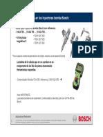 040.FSA 050 Para Inyector Bomba Español