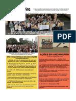 Jornal Sisdemg Edição 1