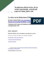 La ética en las Relaciones Públicas.docx