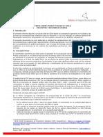 Productividad 1er Informe Final