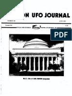 Mufon Ufo Journal - June 1981