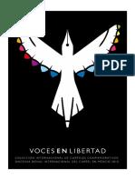 Catálogo de obra Voces en Libertad
