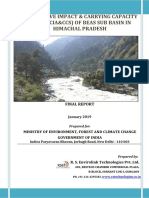 Report CIAampCCS of Beas Sub Basin in HP Compressed