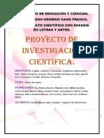 Proyecto de Cancer de Mama