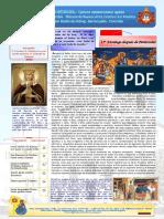 Boletin 41 Año I 15mo Domingo de Pentecostes