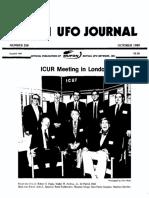 MUFON UFO Journal - October 1989