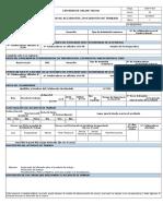 Qhse-fr-025-Registro de Accidentes -Incidentes de Trabajo