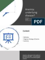Strategi Diagnosis Anemia
