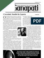 Jornal Ganapati - 2010 04 Abril