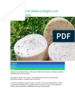 Elaboración de jabón ecológico con aceite reciclado.docx