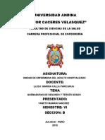 Monografia DeQUEMADURAS de Segundo y Tercer Grado