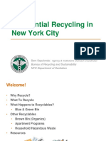 Presentation from Sem Sepulveda, Forum on Residential Recycling, 10/7/19