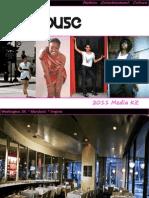 Dollhouse Magazine Press Kit 2010-2011