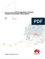 Admission and Congestion Control(ERAN15.1_01)