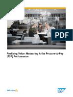 Measuring Ariba P2P Performance Final Dec2016-Realize Value