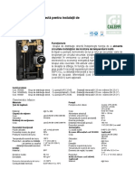 Grup de Distributie Directa_165_fisa Tehnica