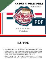 Voz, Dicción y Oratoria-2018