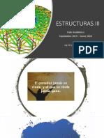 Generalidades y Socialización Estructuras