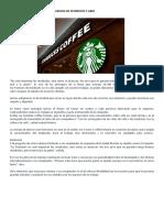 Retención de Sus Empleados y Sueldos de Starbucks y h