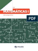 Tema 1 y tema 28 de la oposicion a matematicas de secundaria