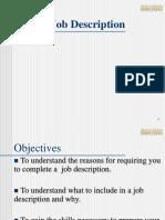 Basic Job Description Workshop Presentation for Web.ppt