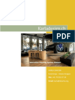 MABOS Innovative Magnetic Flooring System - Karla Design Zurich