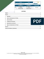 Reglas de Negocio Administración de Personal Casual