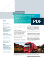 Siemens PLM Dongfeng Commercial Vehicle Cs 41200 A8