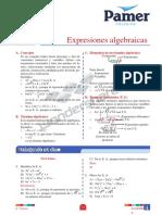 X P 6ºgra S4 Expresiones Algebraicas