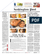 Washington Post 27 November 2011