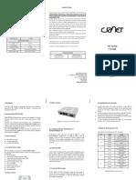 Manual CTS2702D