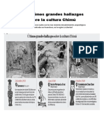LOS ULTIMOS HALLAZGOS DE LA CULTURA MOCHICA