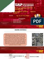 DIAPO ANTECEDENTES DERECHO MINERO GRUPO N°8
