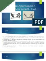 Test de Apercepción Temática Infantil - CAT- A Ayudantía (1).pptx