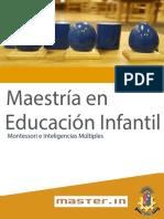 1 Presentación Maestría Infantil Comprimido